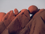 Rocks Balance Precariously Photographic Print by Jeff Foott