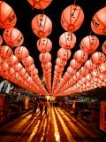 Lantern Alley Photographic Print