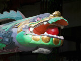 China, Sichuan Province, Chengdu, Wooden Fish in the Temple Photographic Print by Keren Su