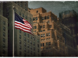 The Stars and Stripes Photographic Print by Joep Roosen