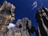 China, Yunnan Province, Stone Forest, Limestone Pillars Photographic Print by Keren Su