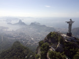 Aerial View of Rio De Janeiro from Sugarloaf Mountain Photographic Print