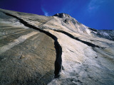 Skyward Detail of El Capitan Photographic Print by Jeff Foott
