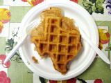 Waffle, Texas Sized Photographic Print by Jeffrey Shay