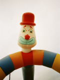 Inflatable Clown Head, Sweden Photographic Print by Lena Johansson