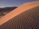 Sand Ridges at Sunrise Photographic Print by Jeff Foott