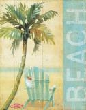 Ocean Beach I Posters par Daphne Brissonnet
