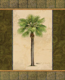 East Indies Palm I Prints by Paul Brent