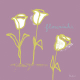 Tulips Print by Peter Horjus
