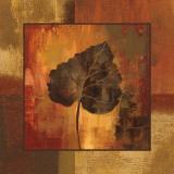 October Leaf III Affiche par Silvia Vassileva