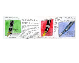 Fountain Pens Edio limitada por John Woolley