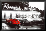 Rosie&#39;s Diner Photographie