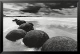 Felsen am Strand Kunstdrucke