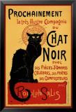 Den svarte katten, ca. 1896 Plakater