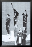 Black Power, Jeux olympiques de Mexico, 1968 (champions noirs sympathisants des Black Panthers) Affiches