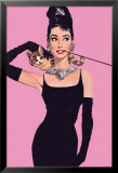 Audrey Hepburn Affiche