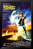 Retour vers le futur, Back To The Future, film de Robert Zemeckis Affiche