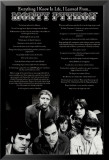 Monty Python - Everything I Know In Life Prints