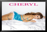 Girls Aloud - Cheryl Posters