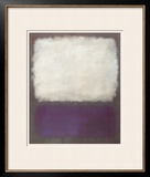 Blue and Grey, c.1962 Posters by Mark Rothko