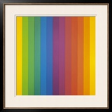 Spectrum IV Art by Ellsworth Kelly