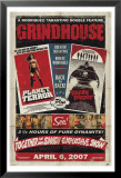 Grindhouse, Quentin Tarantino &amp; Robert Rodriguez, 2007 Posters