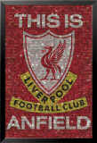 Liverpool - This is Anfield Kunstdruck