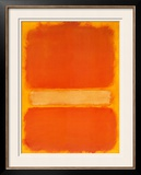 Untitled, c.1956 Prints by Mark Rothko