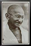 Mahatma Gandhi Photographie