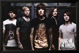 Bring Me The Horizon Lámina