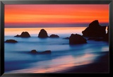Smooth Waters Prints by William Hartshorn
