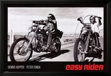Easy Rider - Film avec P. Fonda, D. Hopper et J. Nickolson, 1969 Affiches
