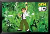 Ben 10 Poster