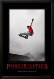 Possibilities Posters