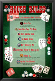 House Rules (Poker) Poster