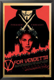 V For Vendetta Prints