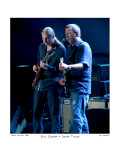 Eric Clapton &amp; Derek Trucks Boston Garden 2006 Limited Edition by Ron Pownall