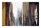 Gregory Lang - Urban Abstract No. 165 - Giclee Baskı