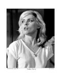 Debbie Harry Paradise Rock Club 1978 Limited Edition by Ron Pownall