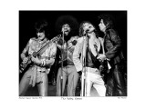 Rolling Stones Madison Square Garden 1975 Limited Edition by Ron Pownall