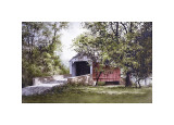 Summer Portal Giclee Print by Ray Hendershot