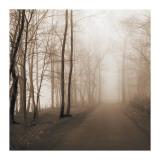 Memory Lane Giclée-tryk af Erin Clark