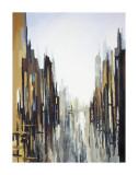 Urban Abstract No. 141 Giclee Print by Gregory Lang