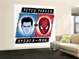 Spider-Man, Peter Parker Wall Mural – Large