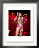 Queen Madison Square Garden 1976 Limited Edition Framed Print by Ron Pownall