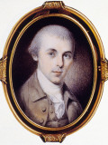 Portrait of James Madison Photographic Print