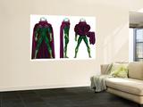 Spider-Man: Mysterio, Turnaround Wall Mural