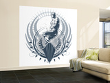 Marvel Extreme: Silver Surfer Wall Mural – Large