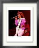 Rolling Stones Madison Square Garden 1975 Limited Edition Framed Print by Ron Pownall