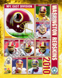 2010 Washington Redskins Team Composite Foto